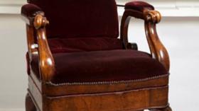 Стоматологическое кресло. Европа, 1856 г.