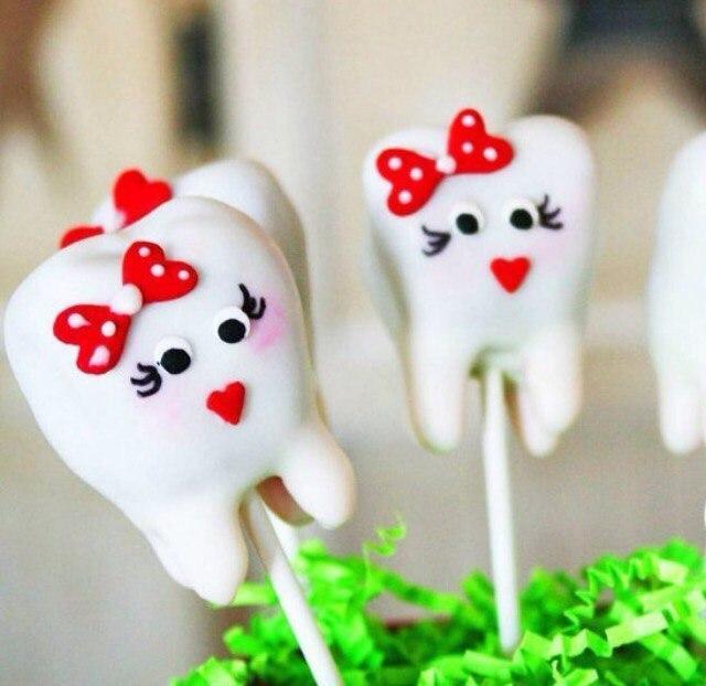 Конфеты для стоматолога 5