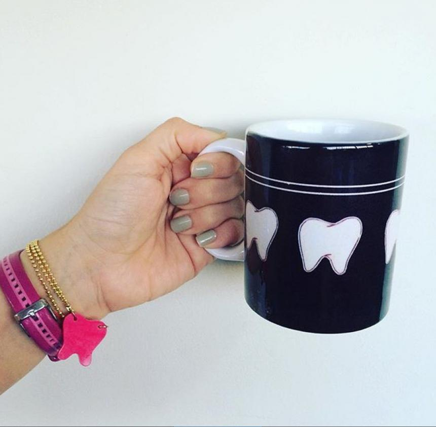 Кружка стоматолога 3