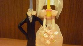 Свадьба зубных щеток