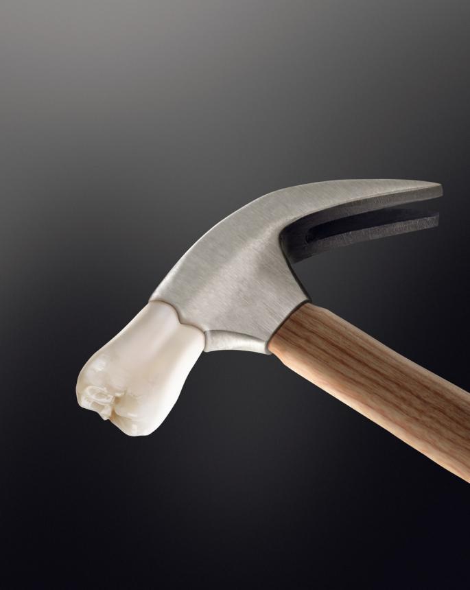 Открытка стоматолог