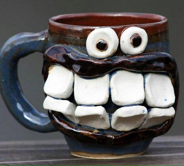 Кружка стоматолога 4