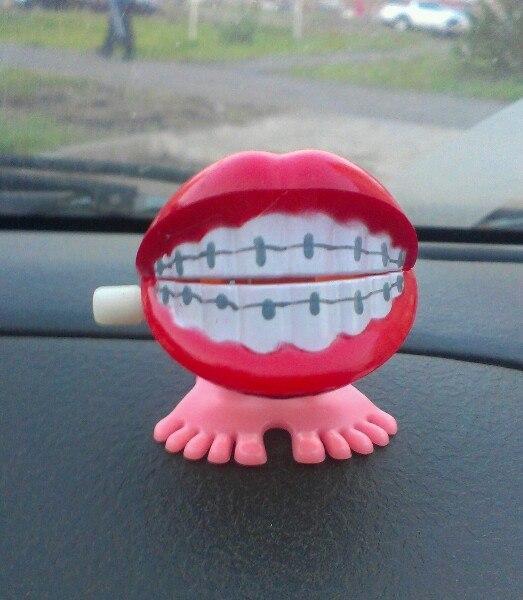 Игрушка для детей стоматологов
