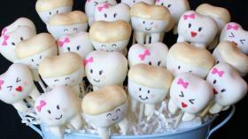 Конфеты для стоматолога 6