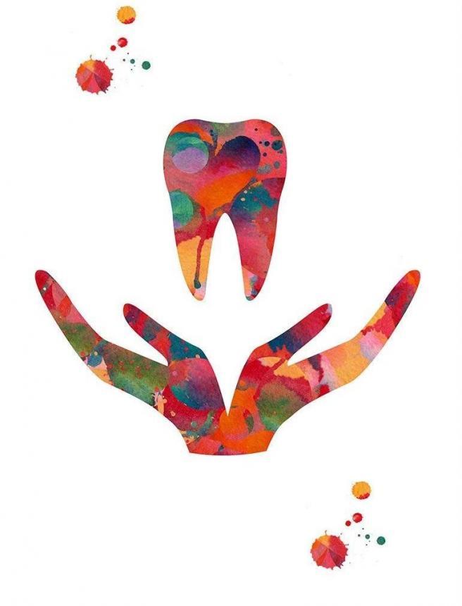 Символ стоматологической помощи