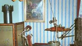 Кабинет стоматолога начала XX века