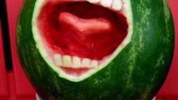 Арбузная полость рта 5