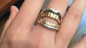 Кольцо для стоматолога 18