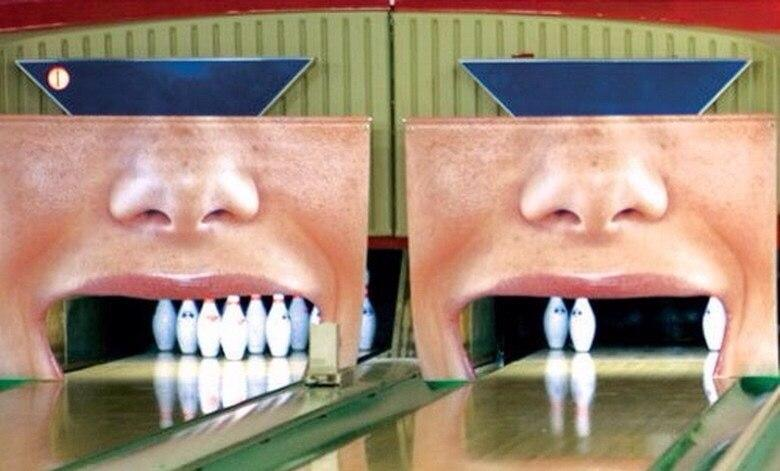 Боулинг для стоматологов
