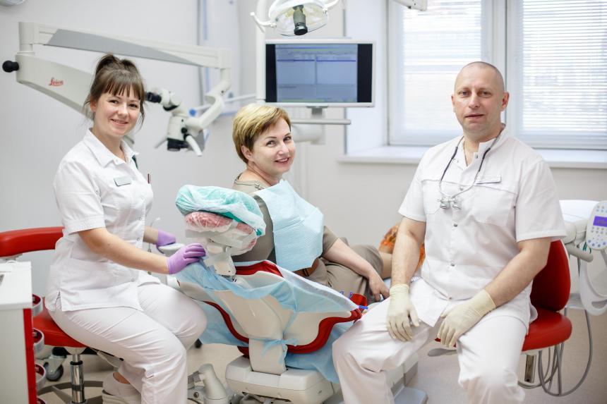 Довольные пациенты