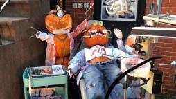 Хэллоуин в стоматологии