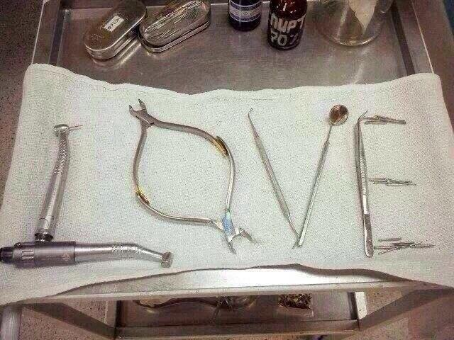 Любовь по стоматологически