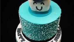 Торт 100