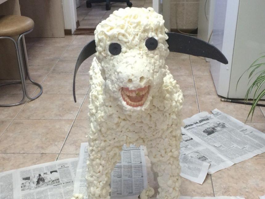 Год зубастой овцы