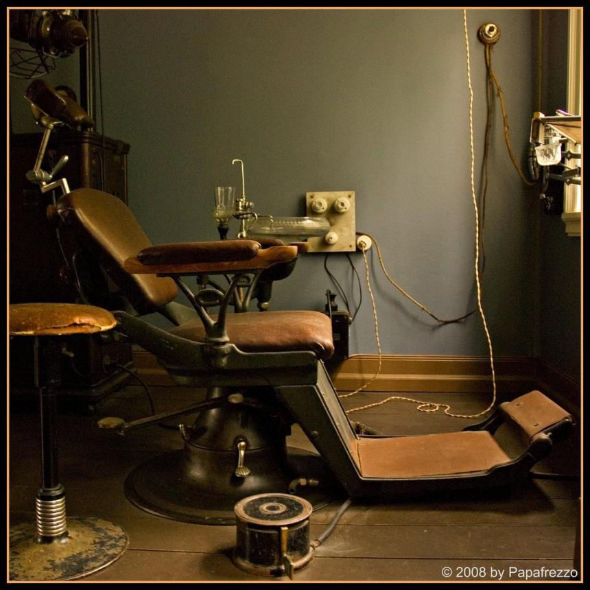 Стоматологический кабинет (начало 20 века, Берген, Норвегия)