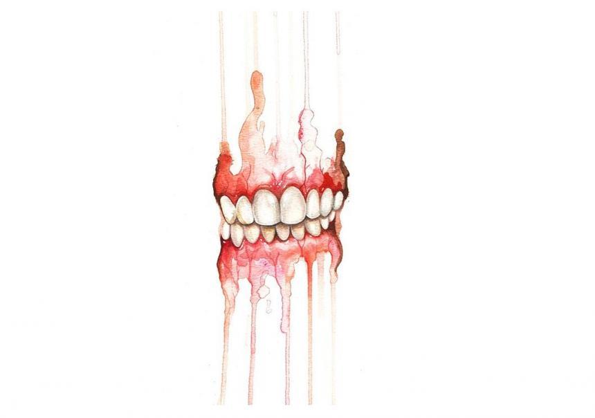 Зубы (Monica Loya)