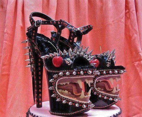 Туфли стоматолога