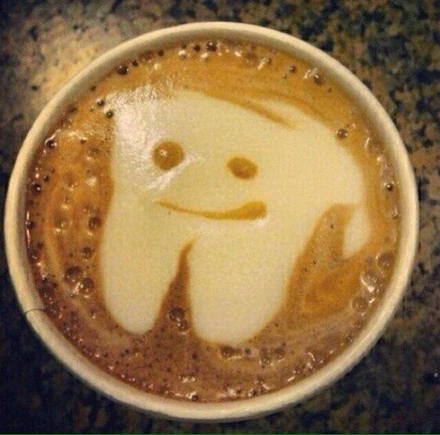 Утренний кофе стоматолога 7