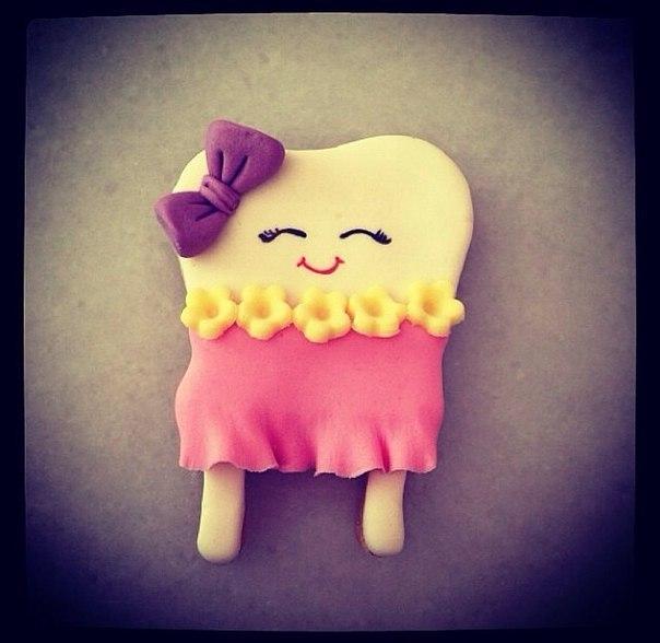 Печенье для стоматолога 8