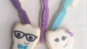 Печенье для стоматолога 31