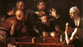 "Караваджо - ""Зубодёр"" 1609г."