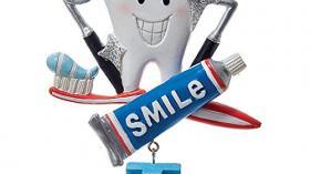 Елочная игрушка для стоматолога 19