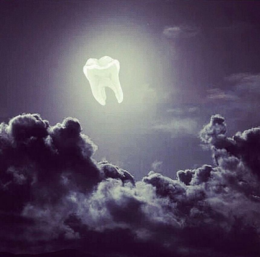 Луна у стоматологов