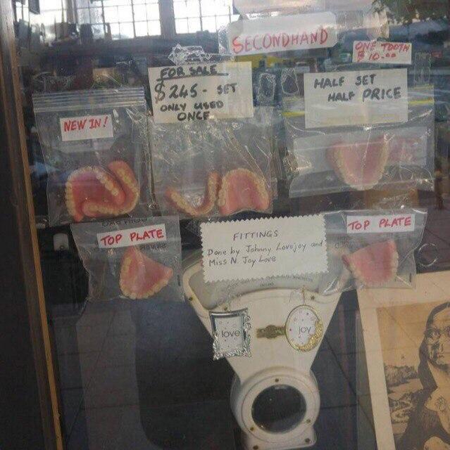 Распродажа протезов