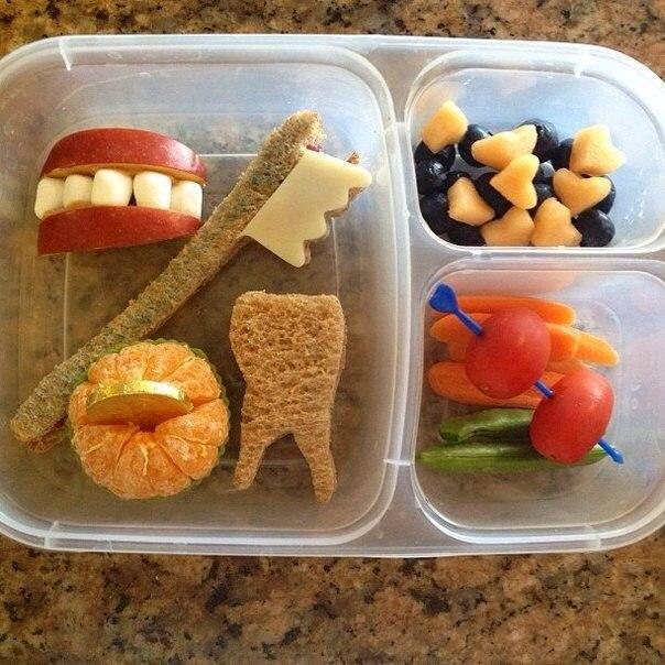 Завтрак стоматолога