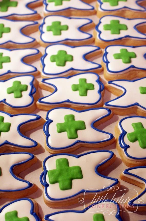Печенье для стоматолога 13