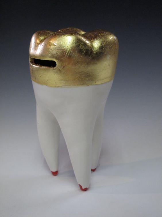 Копилка для стоматолога