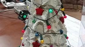 Новогодняя елка 18
