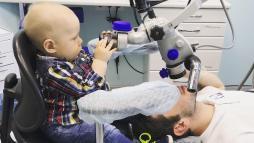 Бывает, стоматологом рождаются, а не становятся