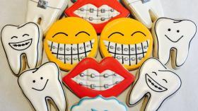 Печенье для стоматолога 55