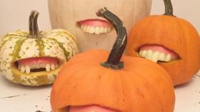 Зубастые тыквы