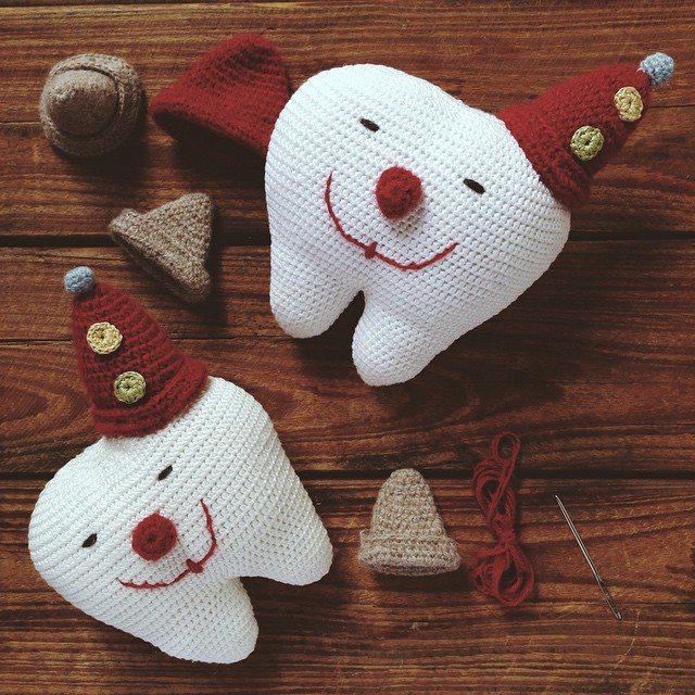 Новогодние зубы