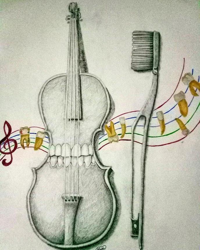 Стоматологическая скрипка