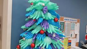 Новогодняя елка 19