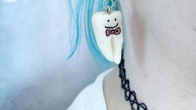 Серьги стоматолога 2