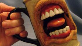 Кружка стоматолога 8