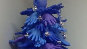 Новогодняя елка 31
