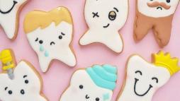 Печенье для стоматолога 59