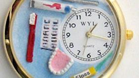 Часы стоматолога 2