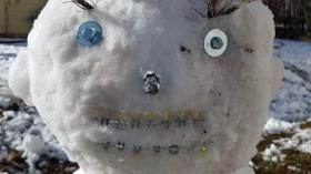 Зубастый снеговик 3