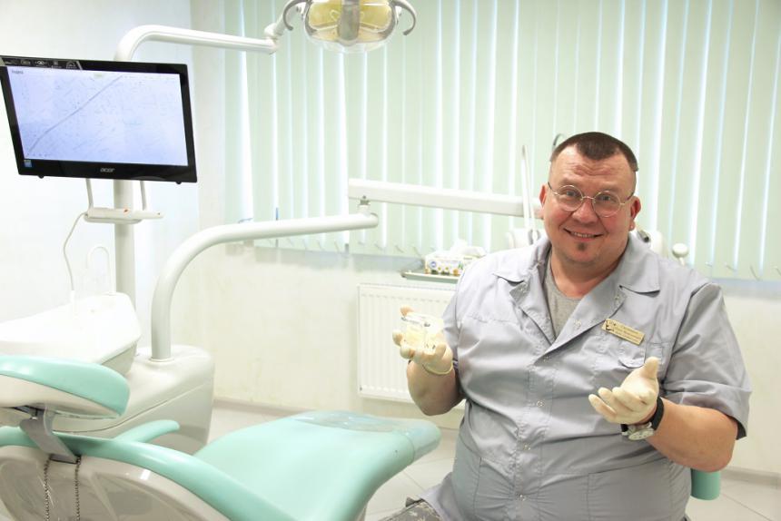 Сметанников Павел Вячеславович врач стоматолог ортодонт