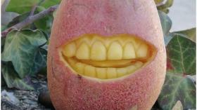 Картофельная улыбка