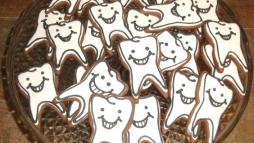 Печенье для стоматолога 38