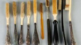 Зубные щетки из прошлого