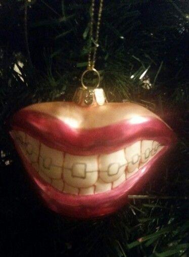 Елочная игрушка для стоматолога 20