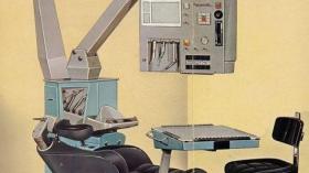 Стоматологическая установка Supramatic и кресло RC (Revima, 1965г.)